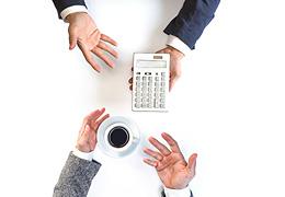 小渡ビル メンテナンスでは基本的にお見積りの金額の範囲内で対応します。